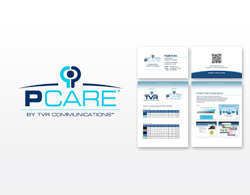 Logo Design for Pcare