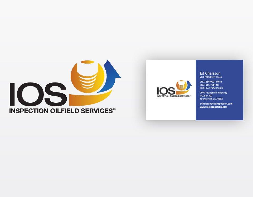 IOS corporate identity