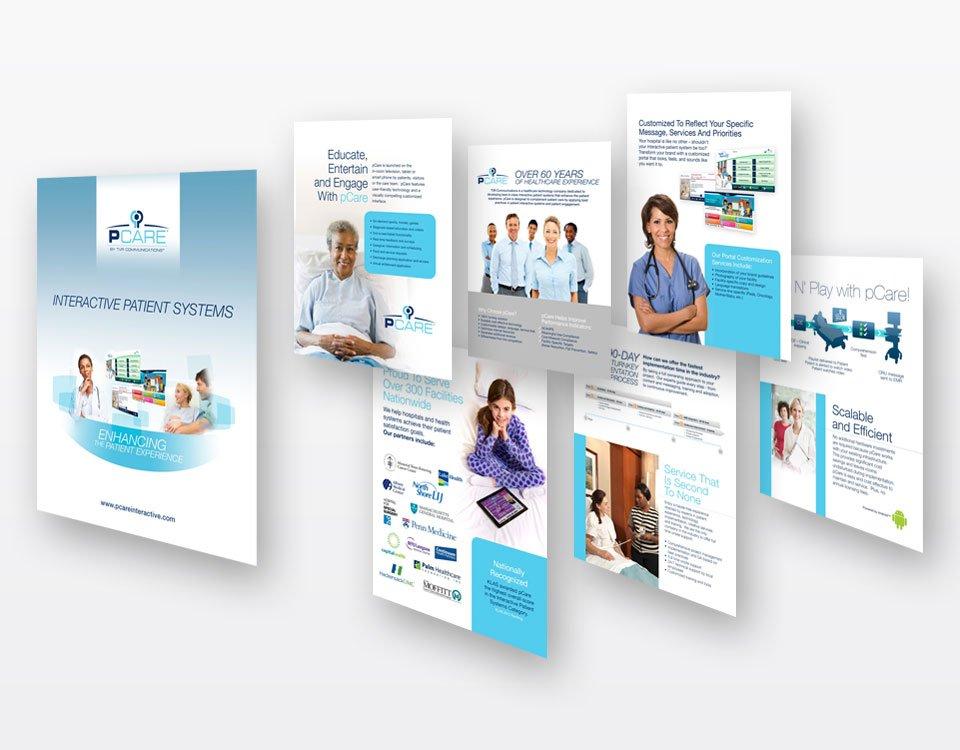 pcare-graphic-design